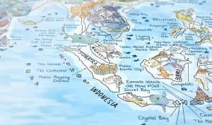 Awesome Dive Maps