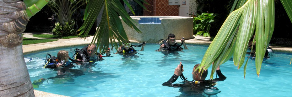 Diver Training at Cebu Fun Divers