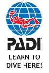 PADI Learn to Dive Here with CEBU FUN DIVERS